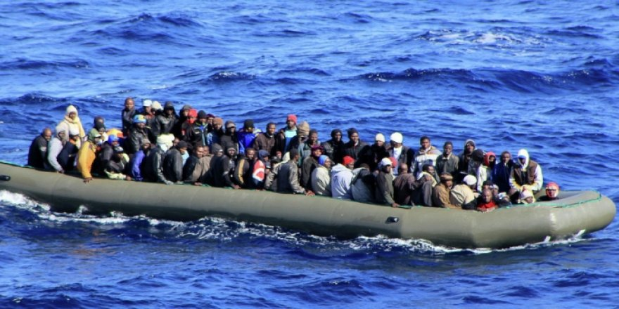22 irregular migrants have been rescued by Turkey