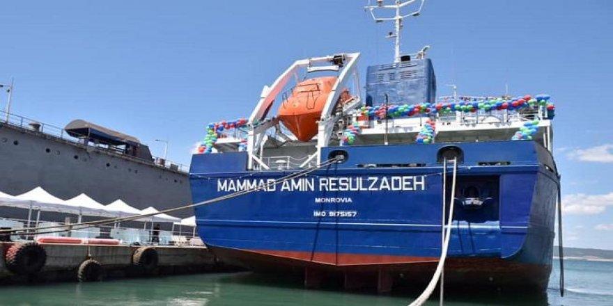 "Oil Tanker crashed the ship Bulk Carrier ""Doric Warrior"" on Marmara Sea"