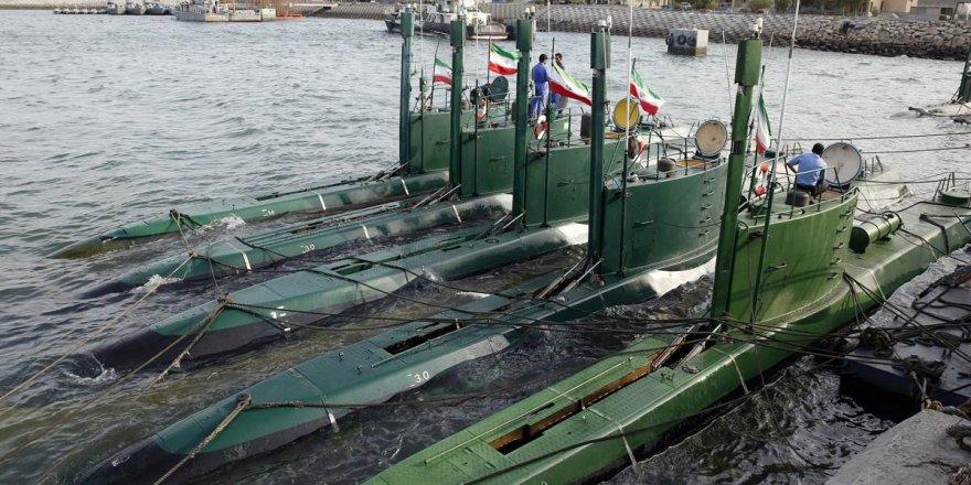 Iran threatens to sink Israeli ships in Strait of Hormuz