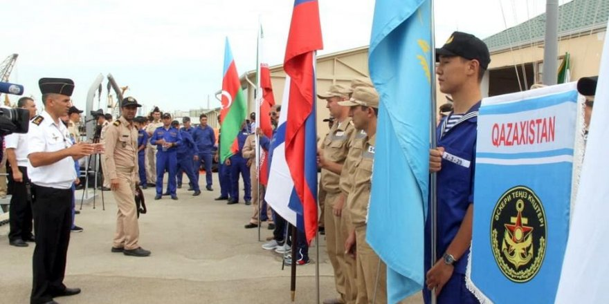 Azerbaijani Naval Forces become winners of Sea Cup-2019