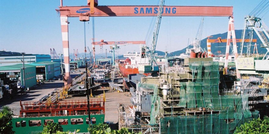 Samsung Shipyard clinches $621 million deal for 10 crude carriers