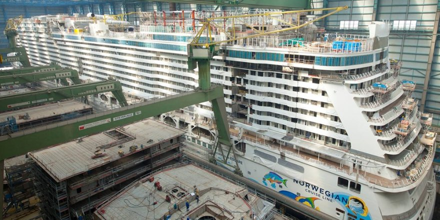 Norwegian Cruise Line is preparing to welcome its newest ship Norwegian Encore