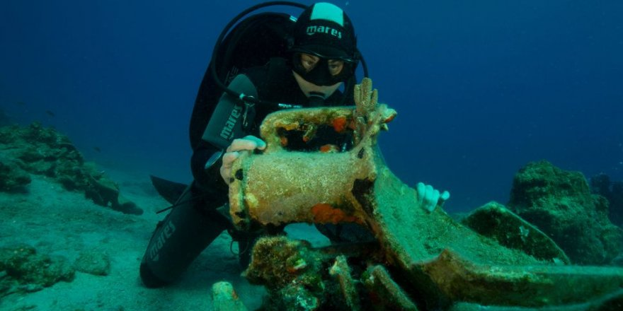 2,000-Year-Old Shipwreck Graveyard found in Aegean Sea
