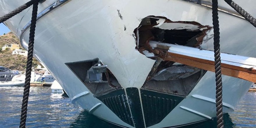 Passenger vessel hit 20-meter yacht in Sicily