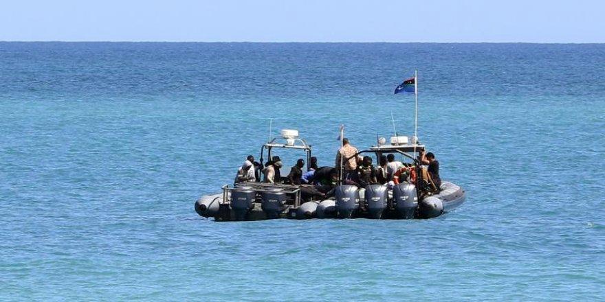 Migrant boat capsizes off Libya's coast