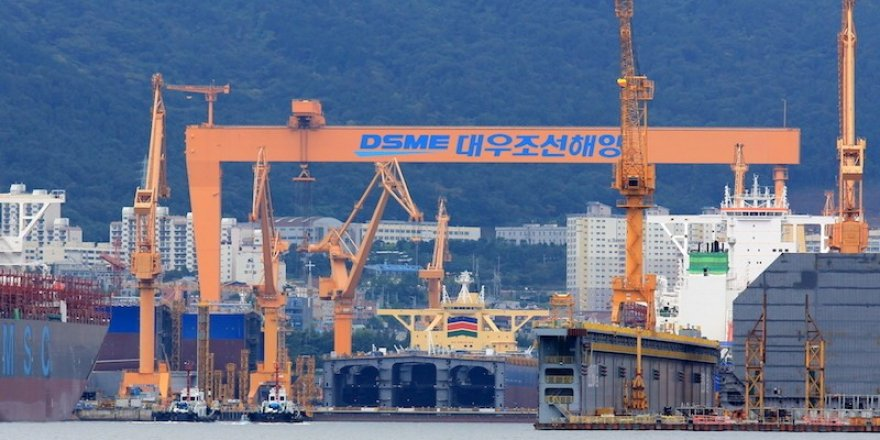 Hyundai and Daewoo cooperate for $1.5bn deal with Japan