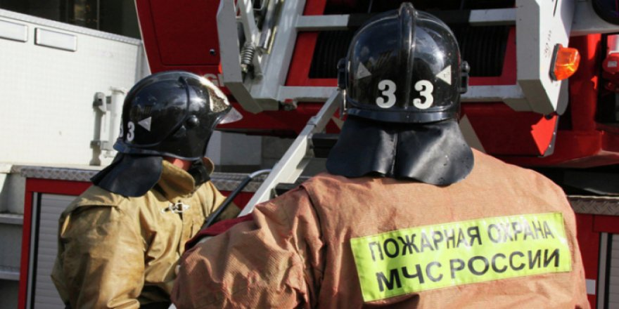Shipyard fire in Russia: two killed, one injured