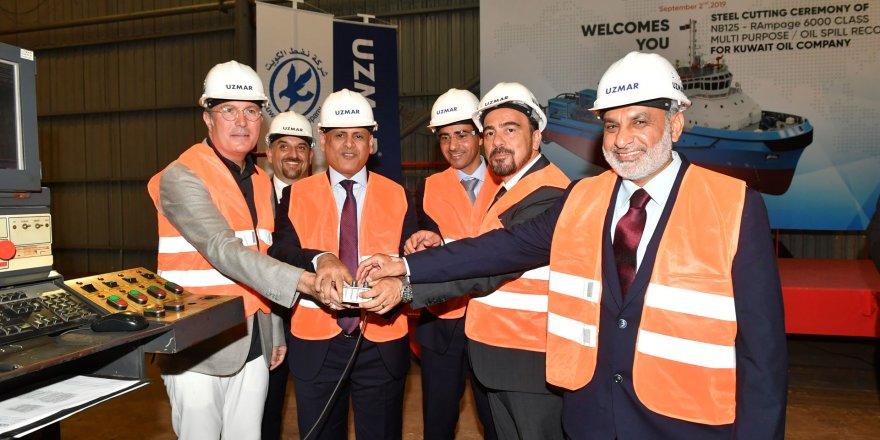 """UZMAR celebrates """"The largest Robert Allen design ever been built in Turkey"""""""