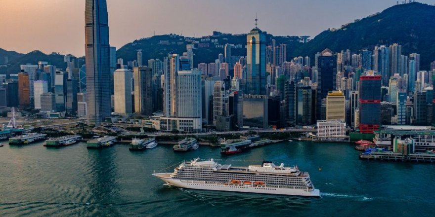 World's longest cruise starts her 245-day-long journey