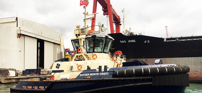 Two RAmparts 2400 for Svitzer Americas