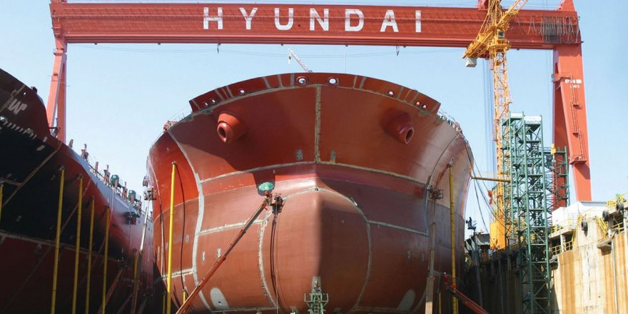 South Korea remains at the top spot in shipbuilding