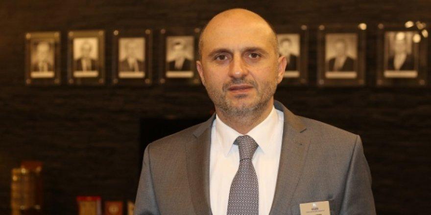 "Chairman of Turkish Shipbuilders' Association, Murat Kıran: ""We expect stability"""