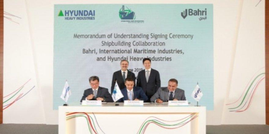 Saudi Arabian shipyard collaborates on VLCC