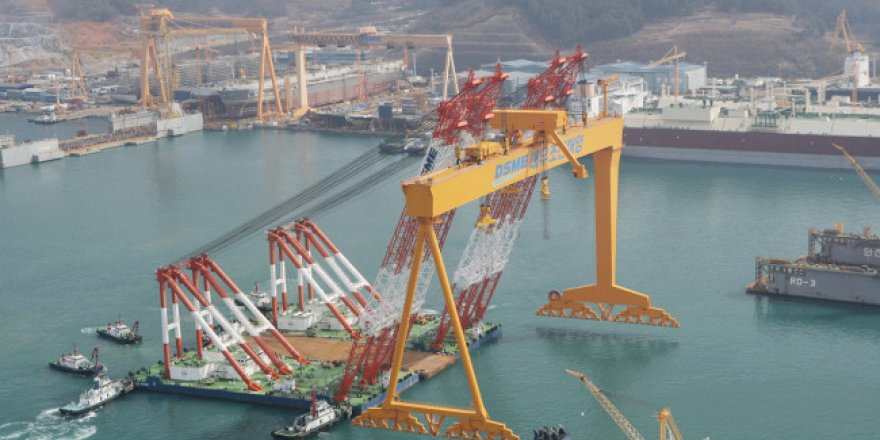 Daewoo Shipbuilding cooperate with Hyundai Merchant for smart ships
