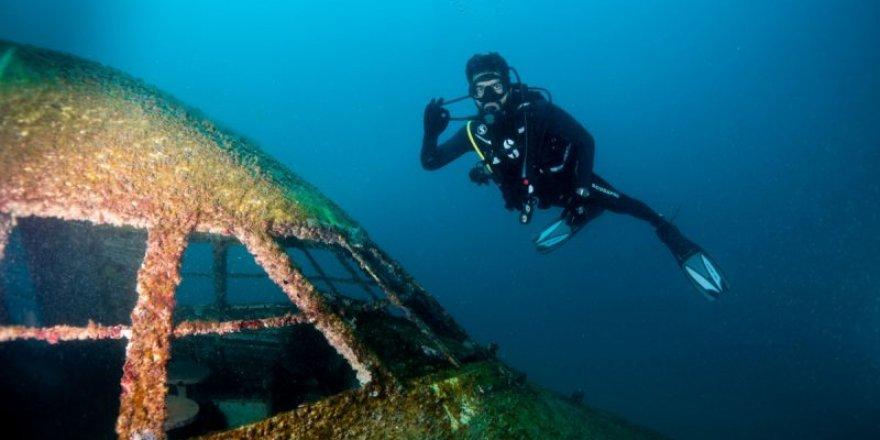 Bahrain has opened an underwater theme park named Dive Bahrain