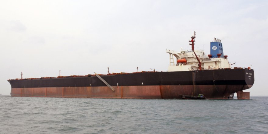 Ore carrier collided with bulk carrier in Brazil