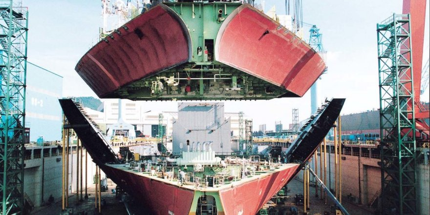 Korean shipbuilding companies focus on eco-friendly ships
