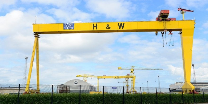 InfraStrata buys Titanic builder Harland and Wolff Shipyard