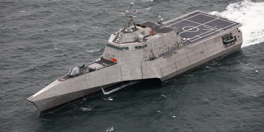 USS Cincinnati is set to be commissioned