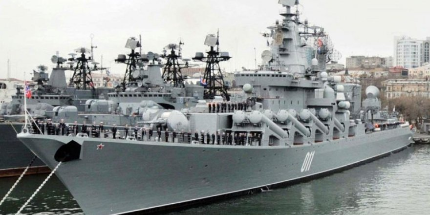 Russia plans to send a fleet to Asia-Pacific