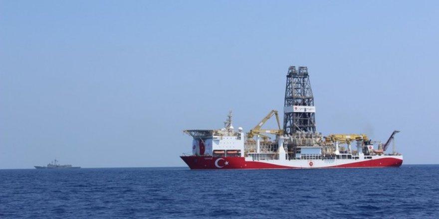 Drilling vessel Yavuz explores Eastern Mediterranean