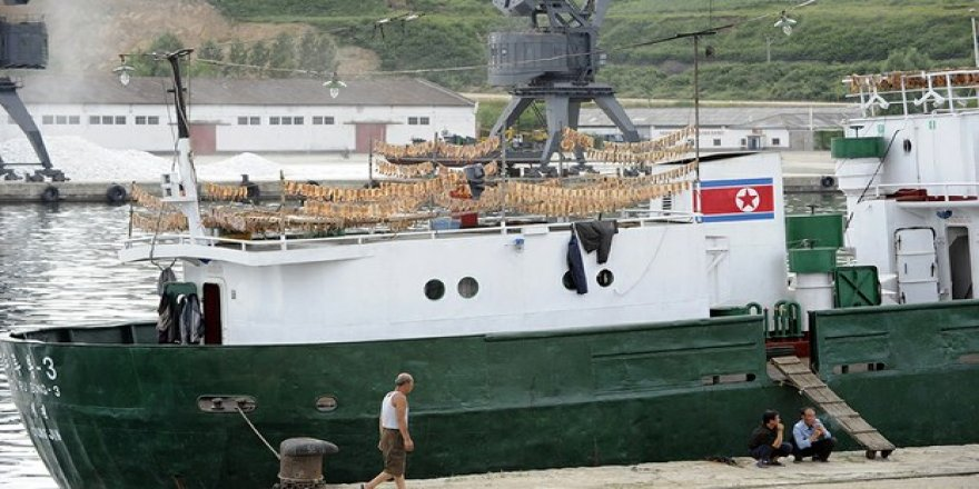 Japan sends illegally fishing North Korean fishermen back