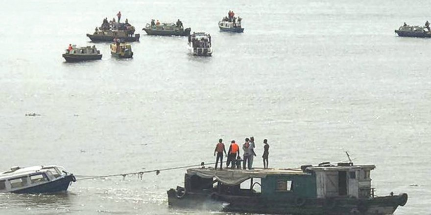 38 people died in a boat mishap in Nigeria