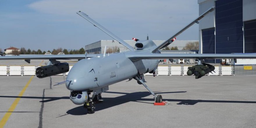 Turkish Aerospace Industries delivered 3 ANKA UAV to the Turkish Navy