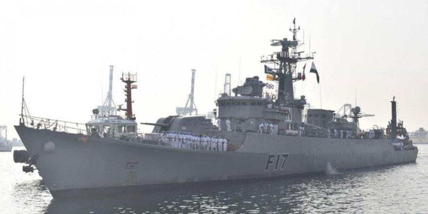 Bangladesh warships visits India for naval drills