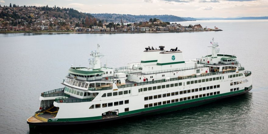 Washington State Ferries goes for greener ferries