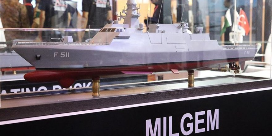 Turkish defense industry meets with Pakistan