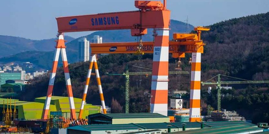 Samsung Heavy announces $1.4 bln worth orders canceled