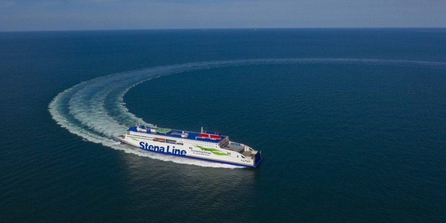 Sea trials of Stena Estrid has successfully completed
