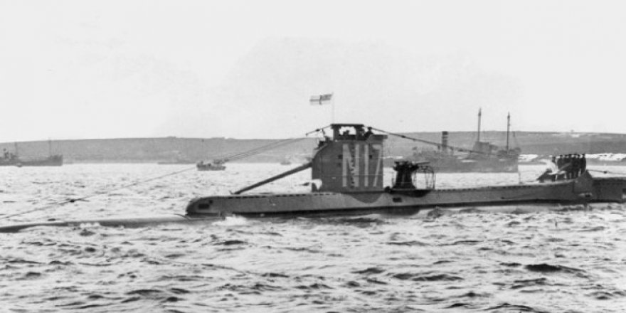 Wreck of WWII Submarine found sunk off Malta