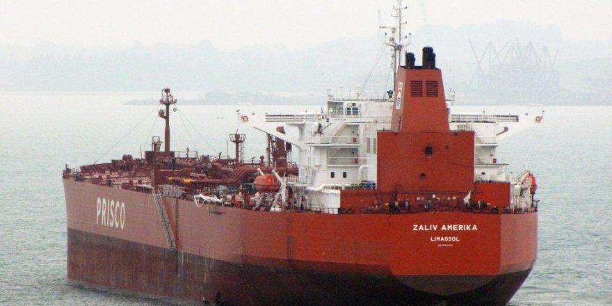 Tanker Blast In Russia's Nakhodka Bay, 3 seamen died