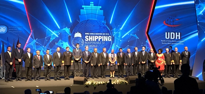 Turkey's World Maritime Day Parallel Event highlights shipping's indispensable role