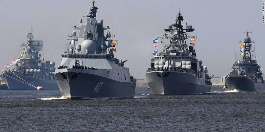 Russian Pacific Fleet completed its visit to Brunei