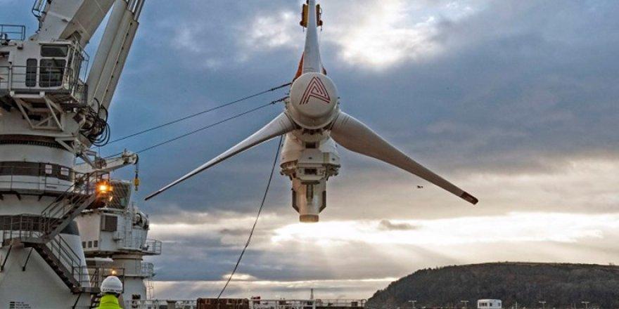 Simec Atlantis Energy has secured an order from Japanese utility