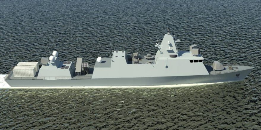 Israel Shipyards to design New Reshef-class Corvette