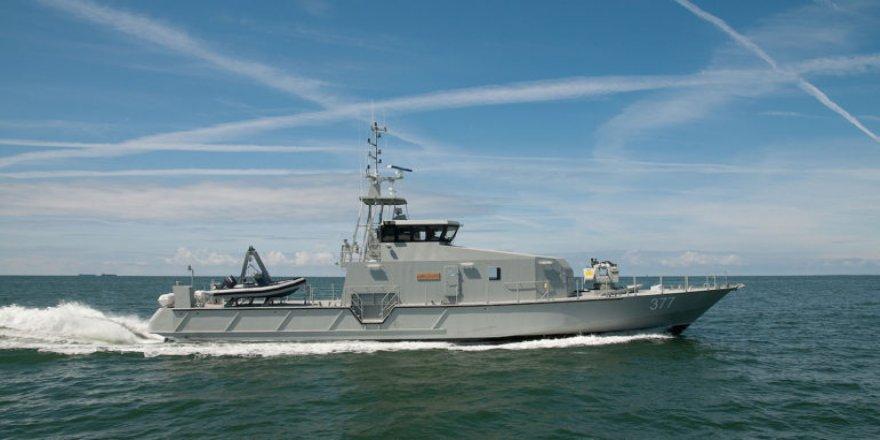 Ukraine accepts Procurement of 20 OCEA FPB 98 Patrol Vessels