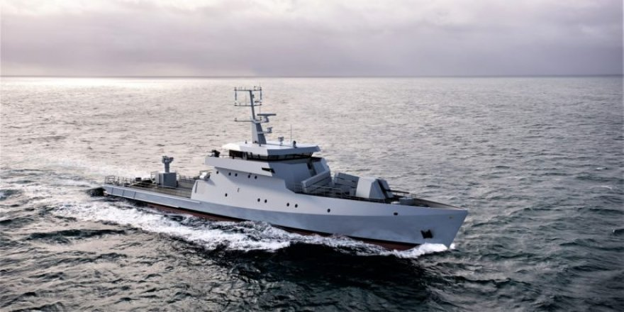 Senegal orders three OPV offshore patrol vessels from France