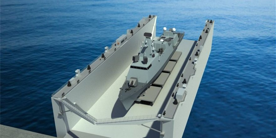 Israel Shipyards signs a contract with the Israel Ministry of Defence