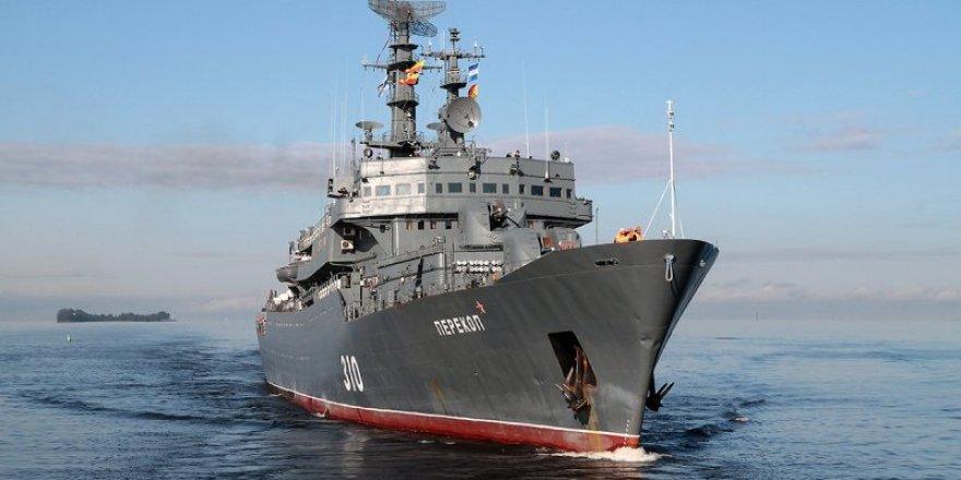 Russian Navy ship arrives Sri Lanka