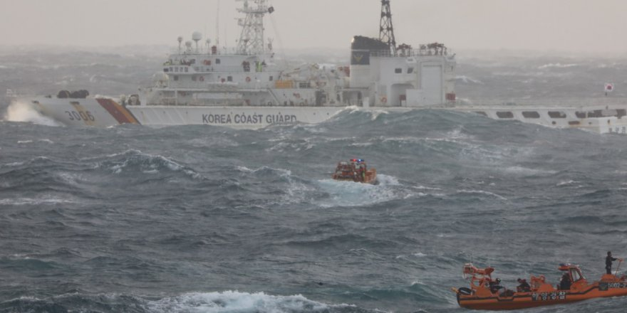 3 dead, 1 missing, after the fishing vessel capsizes off Jeju