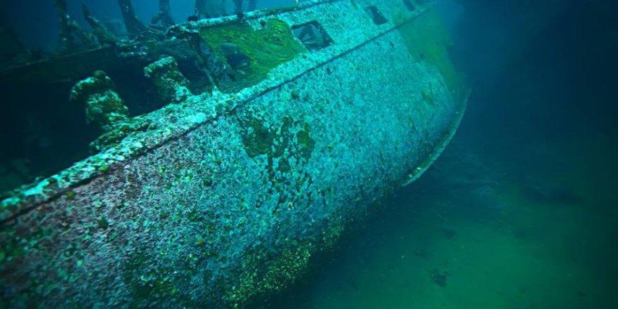 Finland studies oil leak risks of shipwrecks in Baltic Sea