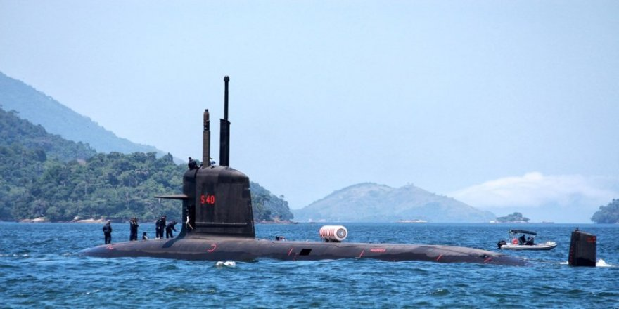 Brazilian submarine successfully passed its first static immersion tests