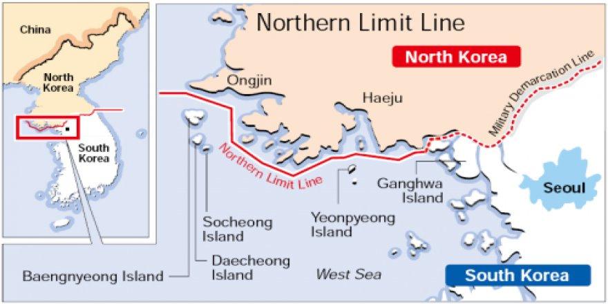 South Korea fired warning shots North Korean merchant ship