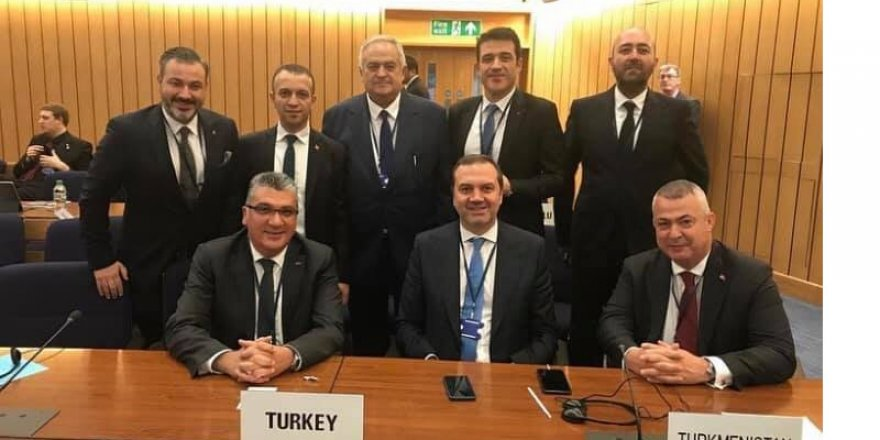 Turkish Chamber of Shipping Management at the 31st Assembly of IMO
