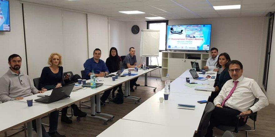 European seafarers improve maritime communications at sea