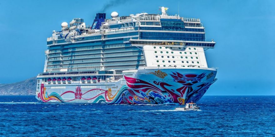 19 people aboard a cruise ship reported sick